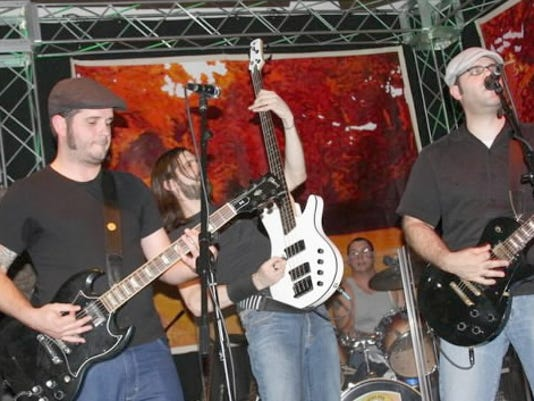 Saints of Sorrow will ring in Halloween with punk tunes and a costume contest at The Depot.