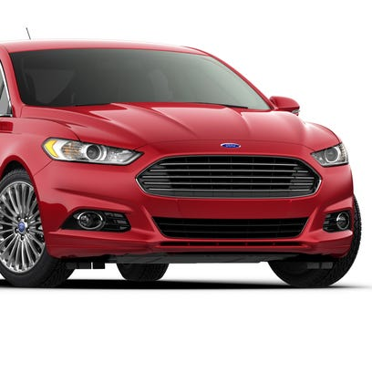 The Ford Fusion topped TrueCar list of average sticker