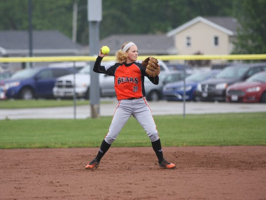 Gibsonburg's Libby Henderson will be among the top