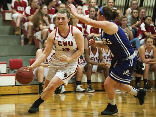 Brattleboro vs. CVU Girls Basketball 12/22/16