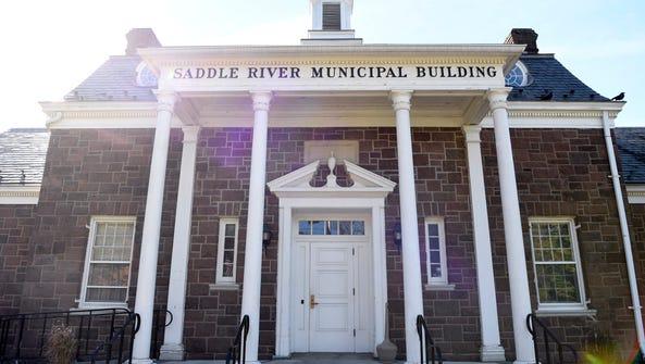 Saddle River Borough Hall.