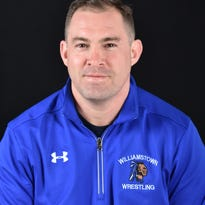 Wrestling: Williamstown's Jon Jernegan is Coach of the Year