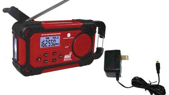 Ambient Weather radios can overheat when plugged into an outlet, posing a fire hazard.