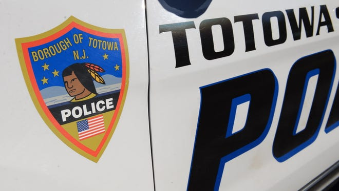 Totowa Police Department vehicle