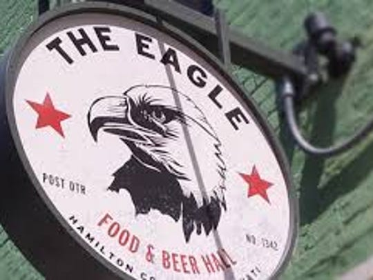 The Eagle restaurant lands on Bardstown Road by the
