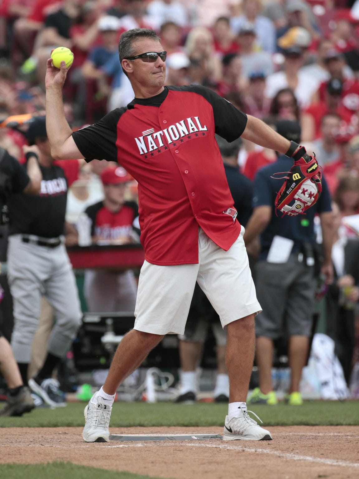 MLB: All Star Legends & Celebrity Softball Game