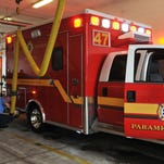 Deputies: Intoxicated driver hit ambulance with infant son in car