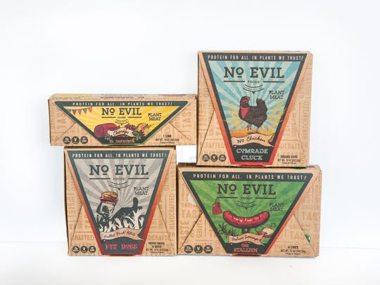 No Evil Foods, a Western North Carolina-based food