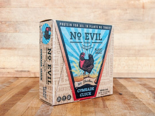 No Evil Foods, a Western North Carolina-based food company that specializes in plant-based products, is expanding to a new location and adding 15 jobs.