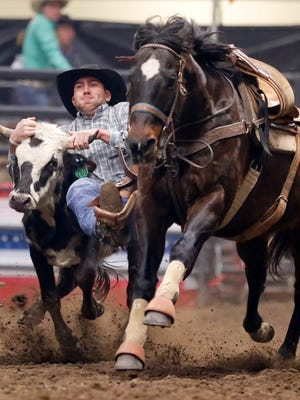 Bridger Chambers has made several appearances at the Montana Pro Rodeo Circuit Finals and Thursday will compete for the first time at the National Finals Rodeo in Las Vegas.