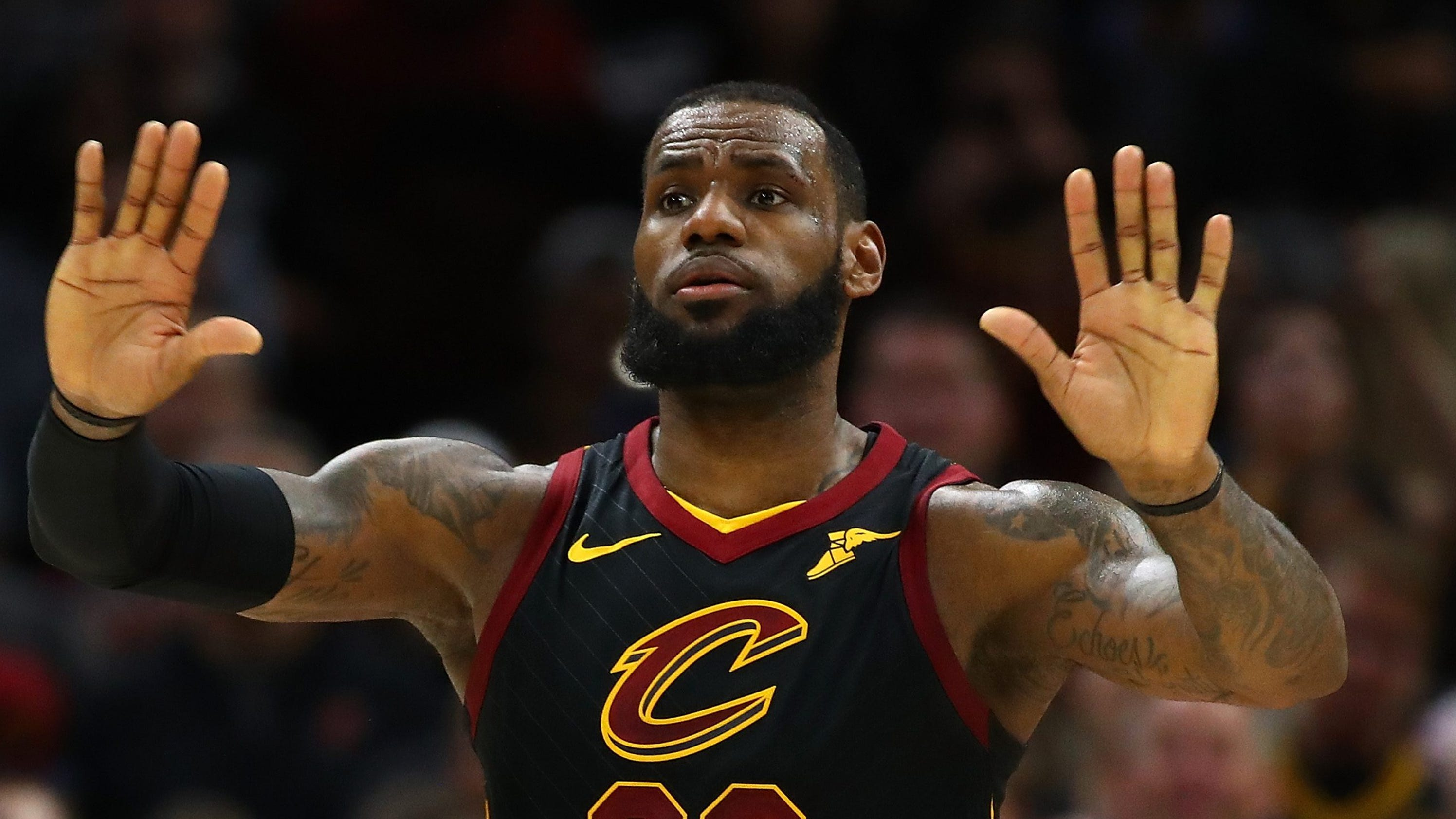 4 incredible LeBron James Game 7 stats