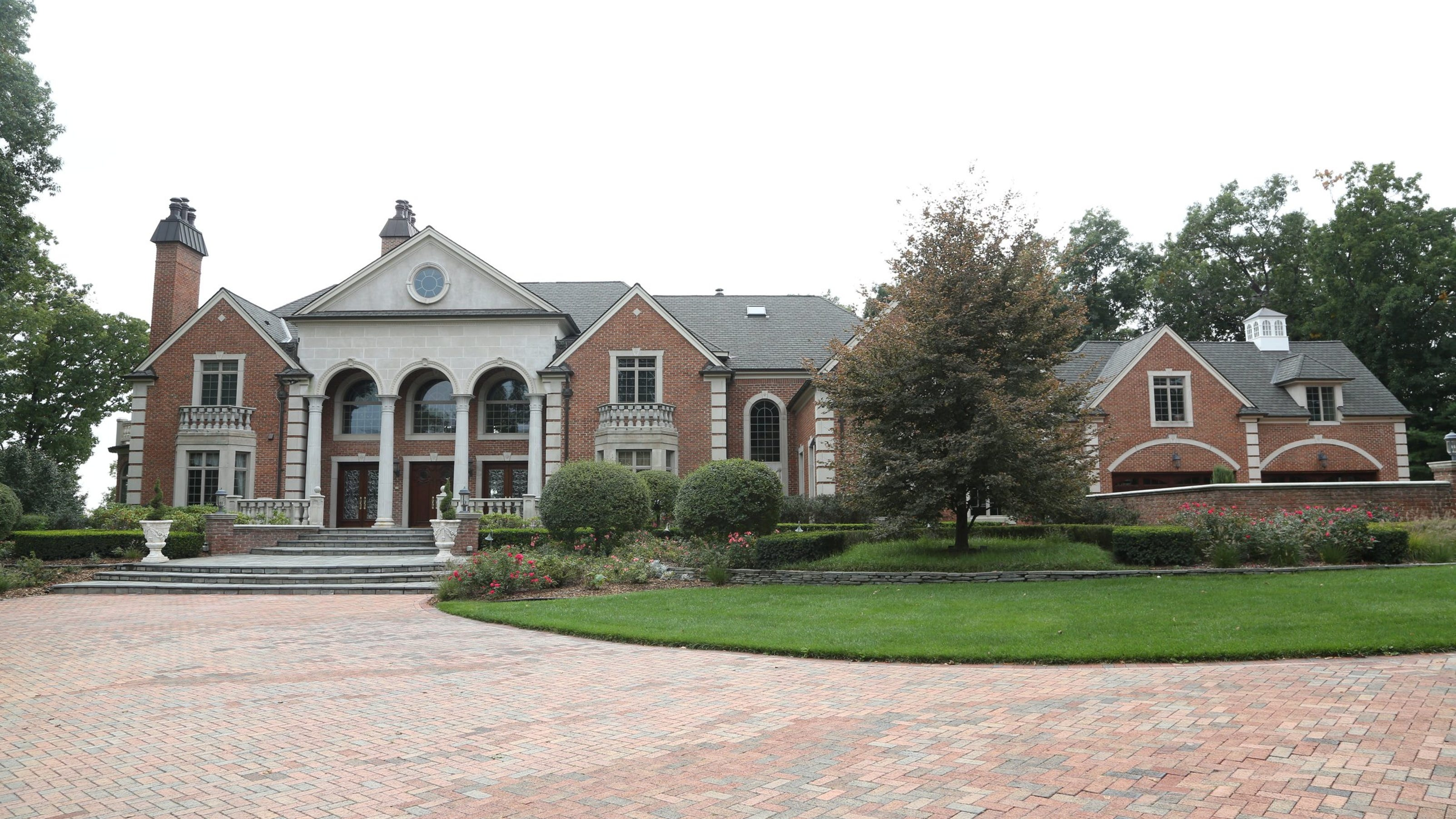 Michigan House Envy 39 Epic Mansion 39 With Theater 6 Acres