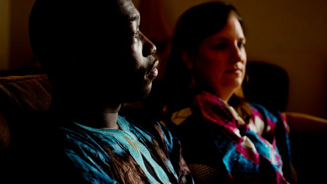 For Zyck Baggett and her husband Souleymane Solo Sana, stigma and ignorance about both Ebola and the geography of West Africa in general have been sources of frustration. Baggett spent a year and a half working in Monrovia, the Liberian capital, and returned to an atmosphere or fear and anxiety in Vermont.