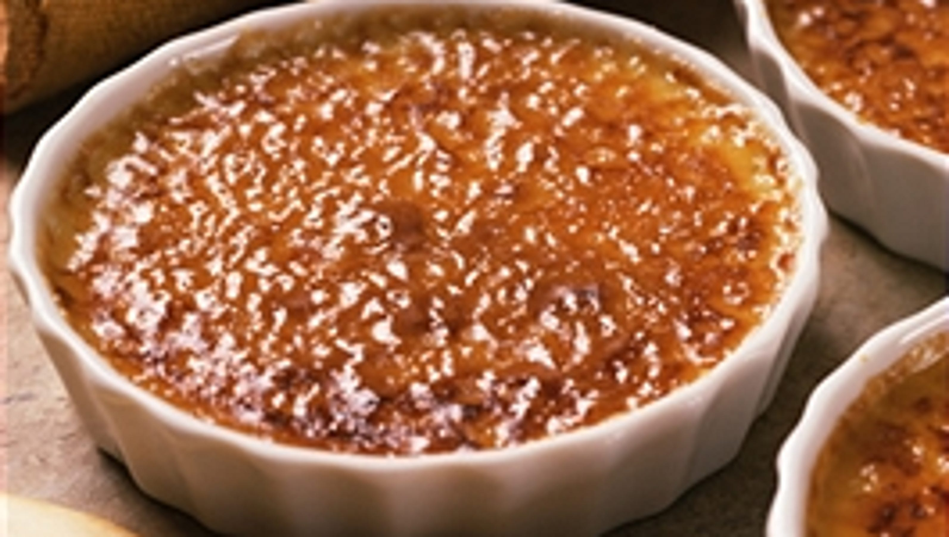 Pumpkin Pie Creme Brulee Recipe — Dishmaps