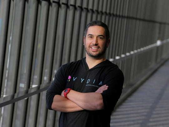 01/10/17 - Roy Lamanna, owner of Vydia, one of several
