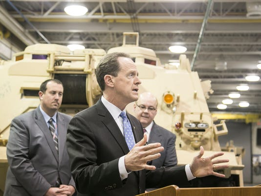 Toomey at BAE Systems