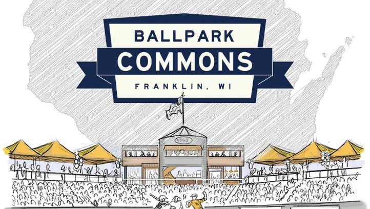 Franklin to help name Ballpark Commons team, now part of the American Association of Professional Baseball