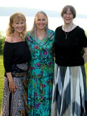 Vocalists Margaret Wakeley, Alice Saltonstall and Molly MacMillan will perform Sunday at the Carriage House Loft.