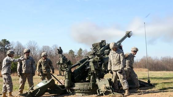 Fort Indiantown Gap will have live fire exercises in March.