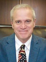 Scott Smith, superintendent of Bossier Parish Schools.