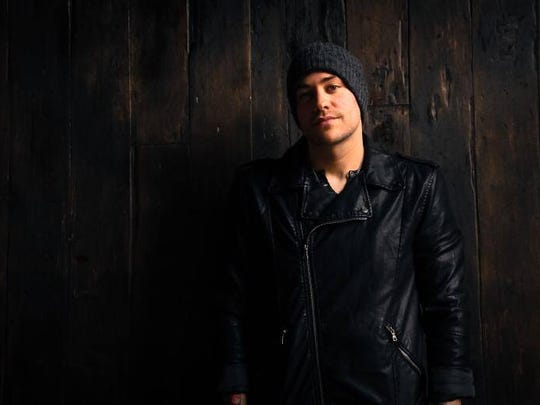 Country singer Sam Grow will headline the Little Barrel Country Music Festival in New Castle next month.