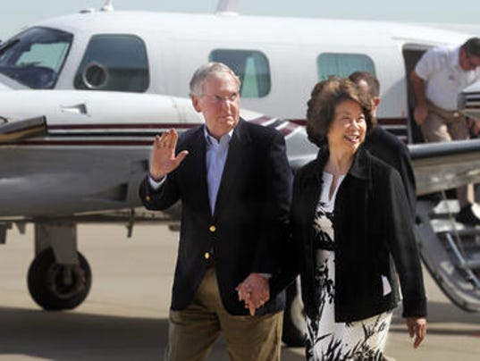 mcconnell and wife