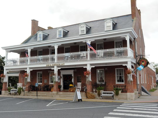 From its opening in 1836, the Brick Hotel in Georgetown