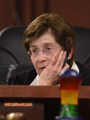 Nashville Criminal Court Judge Cheryl Blackburn
