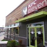 KFC Eleven in the Higlands.