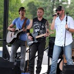 Bands on the Blackwater recently announced their fall lineup, which will kick off Sept. 18.