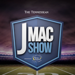 J Mac show logo
