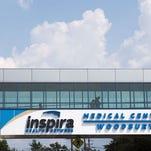 Inspira Medical Center in Woodbury.
