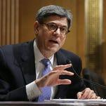 Treasury Secretary Jack Lew in Washington in February 2015.
