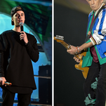 Justin Bieber and Keith Richards remembered Thomas Ayad, who died in the Paris attacks.