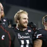 Former IndyStar Mr. Football and current Cincinnati Bearcats quarterback Gunner Kiel