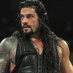 Roman Reigns is scheduled to be in the main event of WWE's upcoming show at Garrett Coliseum on Jan. 9.