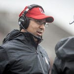 Former Ball State coach Pete Lembo is making less money to coach in the Big Ten.