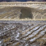 Dozens of Hoosier farmers and manure haulers, applicators and distributors were cited last year for violating fertilizer laws.