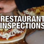 Lyndon Diner was out of compliance in restaurant inspections conducted Jan. 14 to Jan. 20.