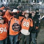 Fort Collins: Fans cheer on Broncos during Super Bowl 50