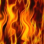 Emergency crews are responding to a fire.
