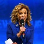 Democratic National Committee Chairwoman Debbie Wasserman Schultz.