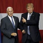 Don't confuse Trump with Pence | Melinda Henneberger