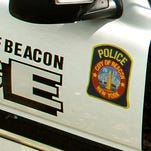 A City of Beacon police car.