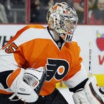 Mason doesn't see anything changing for Flyers in goal