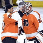 How the Flyers see their goalie future