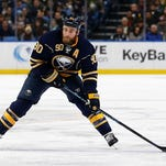 Buffalo Sabres' Ryan O'Reilly out due to appendectomy