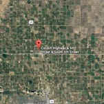 1 killed after freight train hits vehicle in Eaton