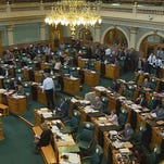 Diverse group makes history at State Capitol