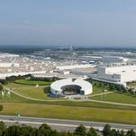 BMW, South Carolina officials descend on Spartanburg for plant's 25th anniversary